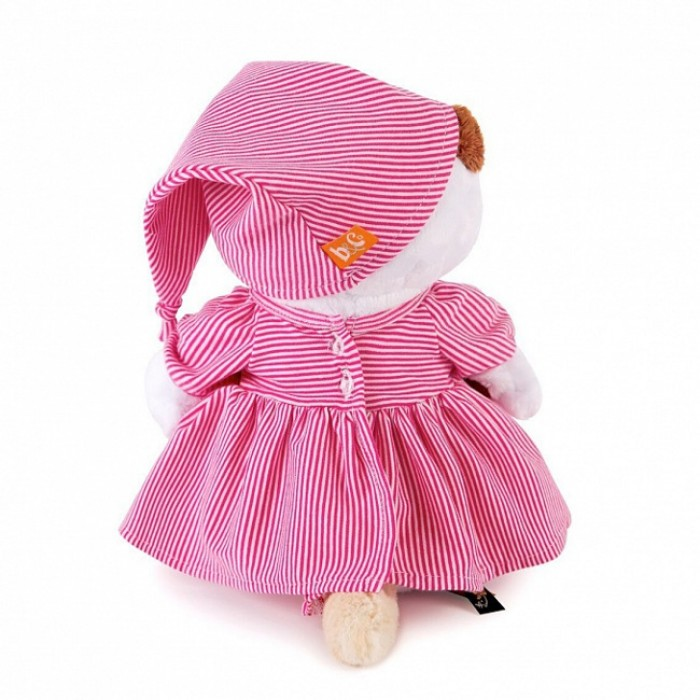 Кошечка ЛиЛи в розовой пижамке