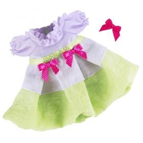 Весеннее платье BudiBasa для Зайки Ми 18 и 25 см
