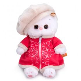 Ли-Ли BABY в костюме со снежинкой