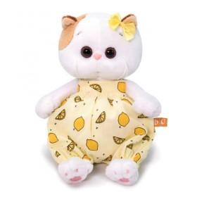 Кошечка Ли-Ли BABY в песочнике с лимонами