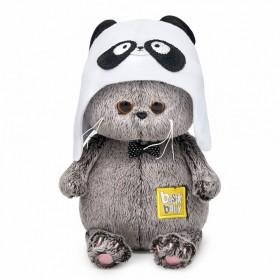 Басик в шапке – панда