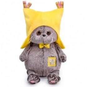 Басик Baby в желтой шапочке