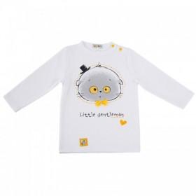 """Рубашечка с длинным рукавом из коллекции """"Little Gentleman"""" (р-ры: 068,092,098)"""