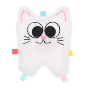 Развивающая игрушка-шуршалка «Котик»