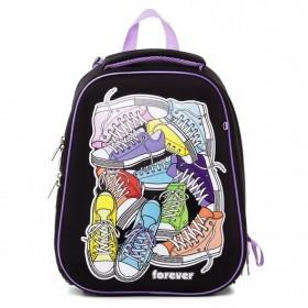 Ранец для школы Hatber ERGONOMIC-Модные кеды-