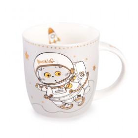 Кружка BUDI BASA souvenirs Космонавт