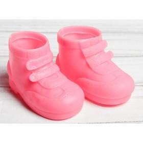 """Ботинки для игрушек 27-30 см  """"Липучки"""", длина подошвы 7,5 см"""