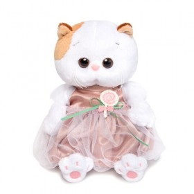 Кошечка Ли-Ли BABY в платье с леденцом