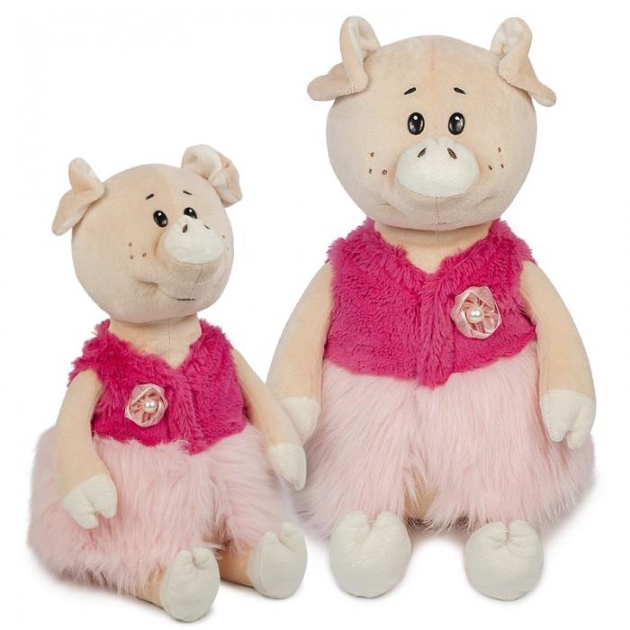 Свинка Даша в Модной Жилетке