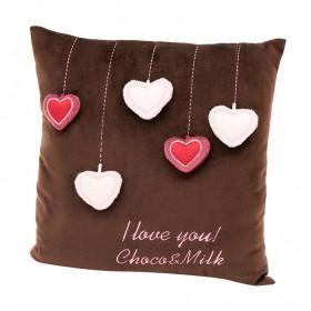Подушка Choko: Сердечки