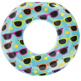 Надувной круг для плавания «Дизайнерский», от 8 лет
