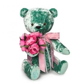 Медведь БернАрт-изумрудный