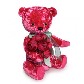 Медведь БернАрт-розовый