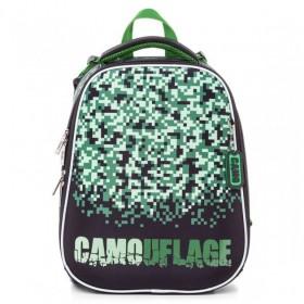 Школьный ранец Hatber ERGONOMIC -Camouflage-