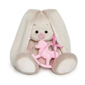 Зайка Ми с розовой лошадкой (малыш)
