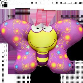 """Игрушка-антистресс """"Бабочка фиолетовая"""""""