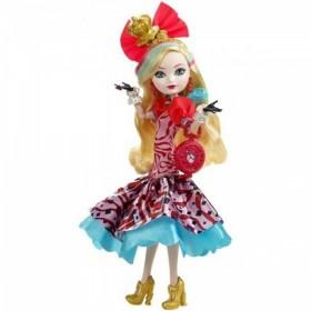 """Кукла Эппл Вайт Ever After High Mattel серия """"Путь в страну чудес"""" (26 см)"""