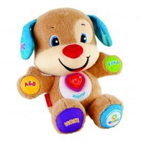 """Игрушка интерактивная """"Ученый щенок"""" Mattel Fisher Price"""