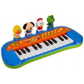 Смешное пианиноSimba с животными, озвученное