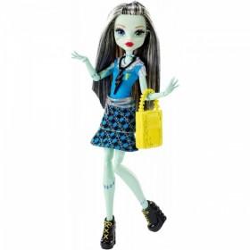 """Кукла Фрэнки Штейн """"Первый день в школе"""" Mattel Monster High (29 см)"""