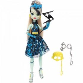 """Кукла Фрэнки Штейн серия """"Добро пожаловать в Школу Монстров!"""" Mattel Monster High (26 см)"""