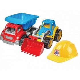 Игрушка Technok Малыш-строитель (3954)