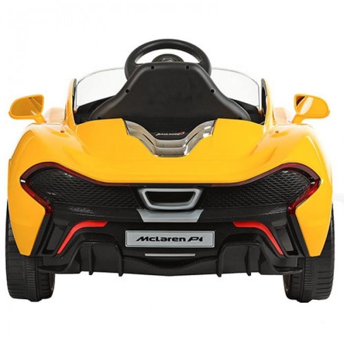 Электромобиль Chi Lok Bo McLaren P1 (желтый)