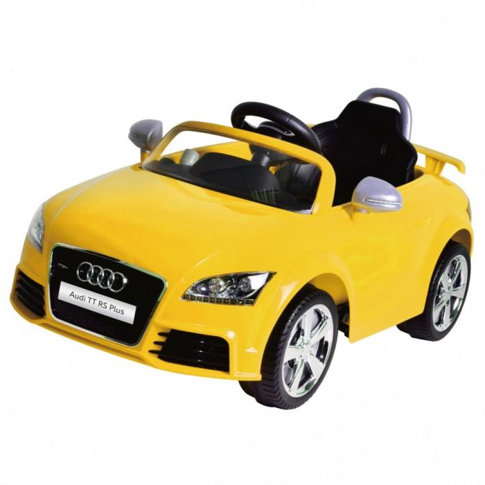 Электромобиль Chi Lok Bo Audi TT (желтый)