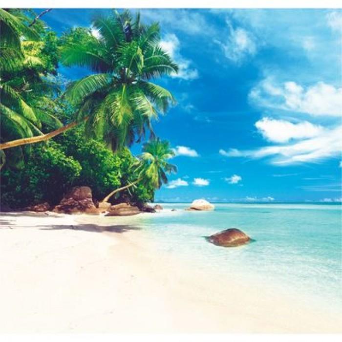 Фотообои К-120 «Райский уголок» (6 листов), 210 × 200 см