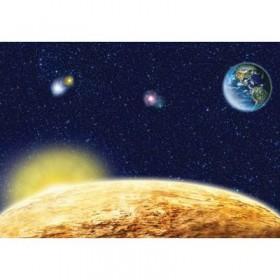 Фотообои Космос ЛЮКС 1,94х1,36 м (из 4 листов)