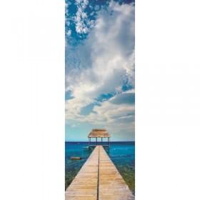 Фотообои самоклеящиеся «Пристань», 2 листа, 200 × 70 см