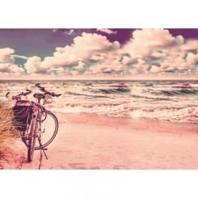 Фотообои самоклеящиеся «Велосипед», 2 листа, 100 × 140 см
