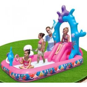 """Игровой центр с бассейном """"Принцессы"""", 249 х 168 х 180 см, от 3 лет"""
