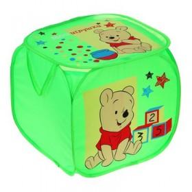 """Корзина для хранения """"Мои игрушки"""", Медвежонок Винни и его друзья"""