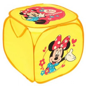 """Корзина для хранения """"Мои игрушки"""", Минни Маус"""