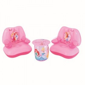 "Набор надувной мебели Disney ""Спящая красавица"", 55х45х58 см"