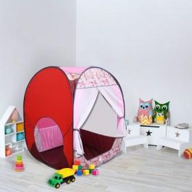 """Палатка квадрат увелич. """"Радужный домик"""", 4 грани """"Буквы"""""""