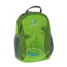 Рюкзачок детский Deuter Pico 28*19*12 зеленый 36043-2004