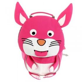 Рюкзачок детский эргономичная спинка ErgoBag Аффенцан 25*17*11 см, Henni Rabbit