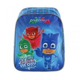 Рюкзачок детский Герои в масках 28*21*12,5 мал. синий 32748