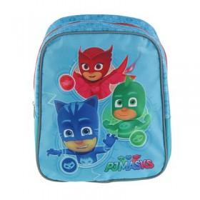 Рюкзачок детский Герои в масках 31*25*11 мал. голубой 32790