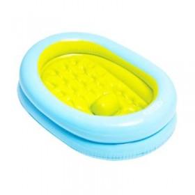Ванночка надувная для купания младенцев, 86 х 64 х23 см, 0-1 года