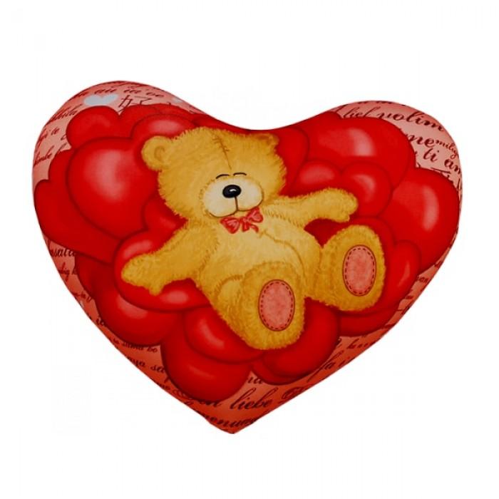 Подушка-антистресс Сердце 05