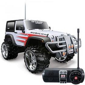Радиоуправляемая машина Jeep Wrangler