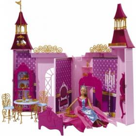 Кукла Штеффи и её сказочный замок (для кукол 29 см)