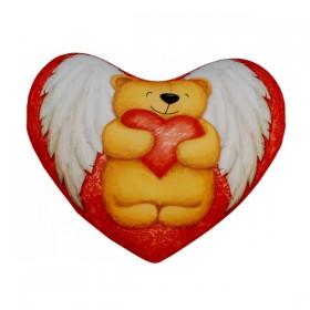 Подушка-антистресс Сердце 06