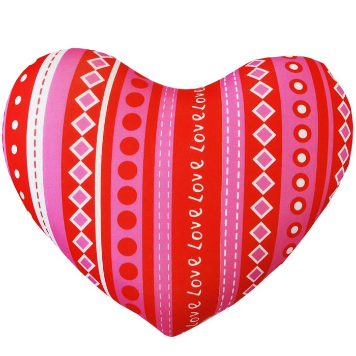 Подушка-антистресс Сердце 02