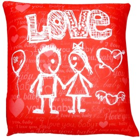 Подушка-антистресс Любовь 18