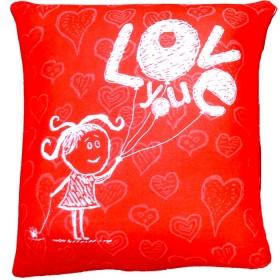 Подушка-антистресс Любовь 20