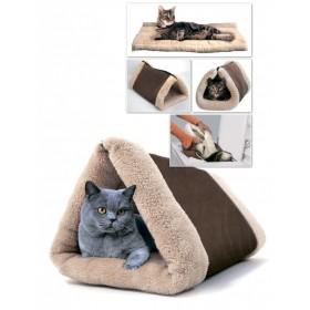 Домик-одеяло для кошек и собак